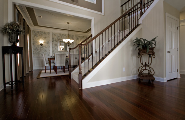 Quebe flooring upstate south carolina tile hardwood for Different flooring throughout house